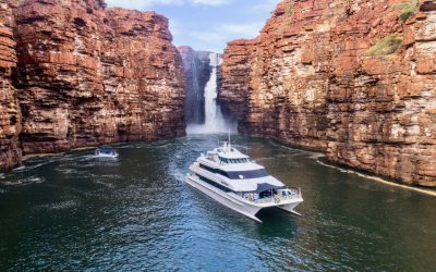 Top Five Kimberley Cruise Highlights